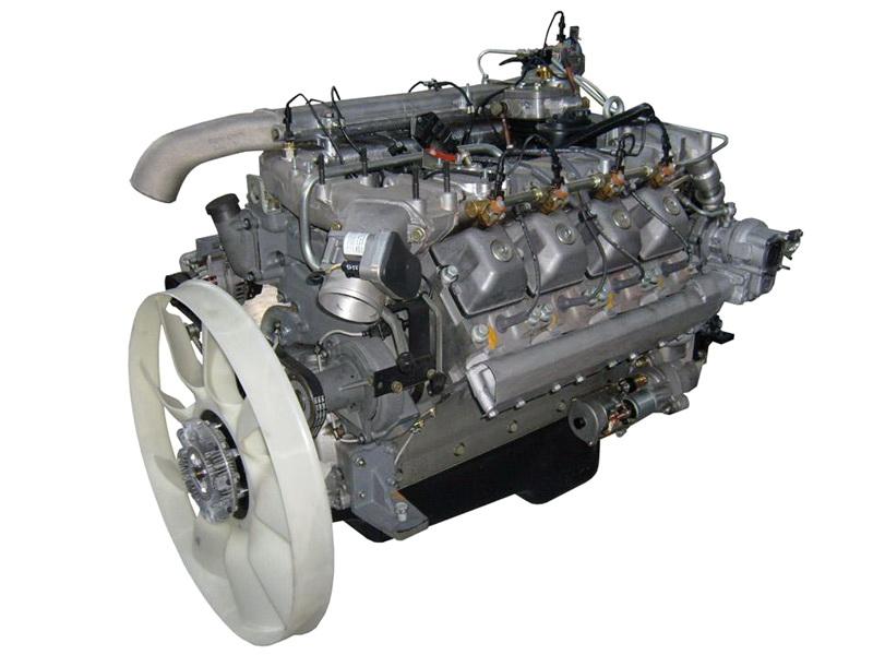 Двигатель 740.662 ЕВРО-4