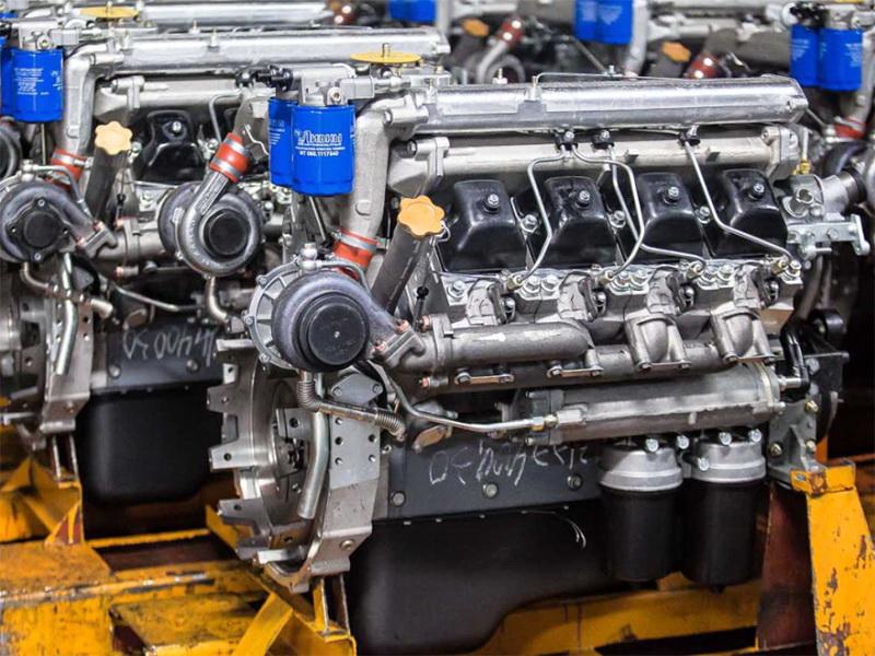 Двигатель 740.55 Евро-3