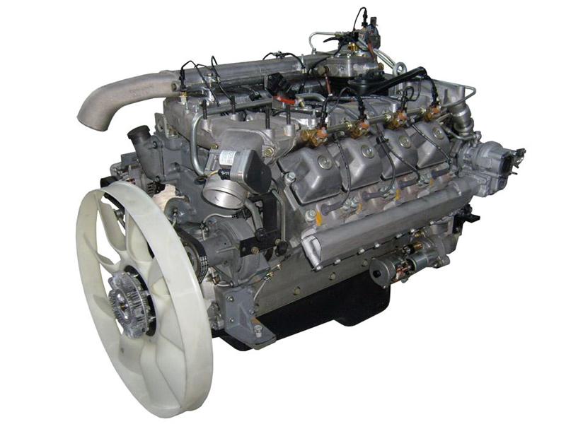 Двигатель 740.62 Евро-3 ТНВД BOSCH под однодисковое сцепление