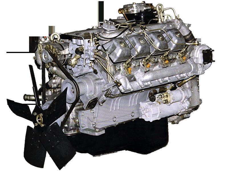 Двигатель 740.11 Евро-1 ТНВД ЯЗДА