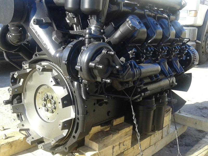 Двигатель 740.13 Евро-1 ТНВД ЯЗДА