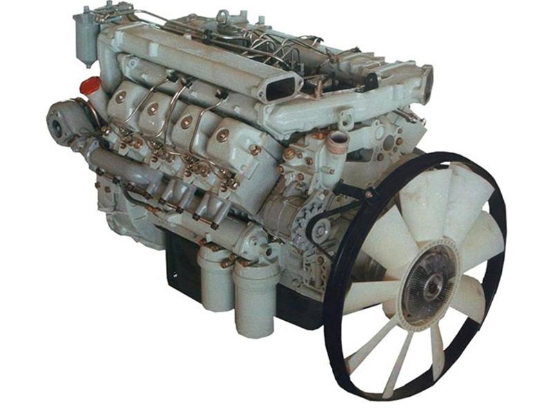 Двигатель 740.30 Евро-2 ТНВД ЯЗДА под однодисковое сцепление