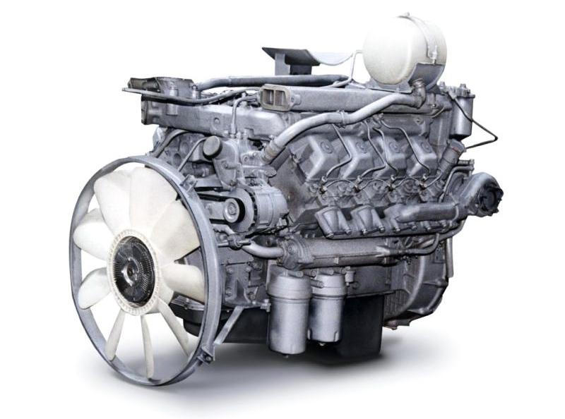 Двигатель 740.31 Евро-2 ТНВД ЯЗДА