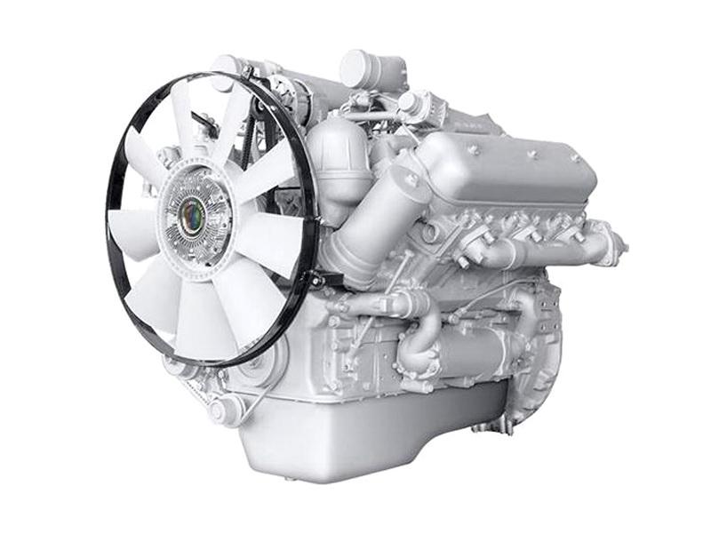 Двигатель ЯМЗ 236БЕ2