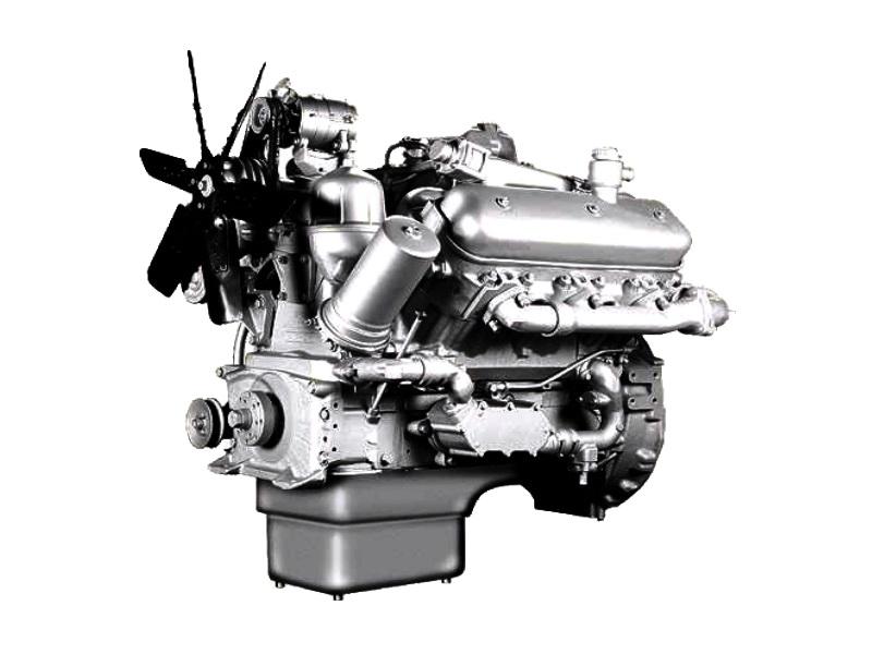 Двигатель ЯМЗ 236Н с турбонаддувом на МАЗ и Трактор Т-10-01