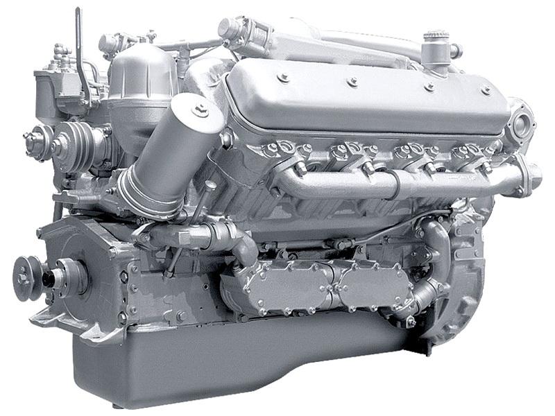 Двигатель ЯМЗ 238БК на комбайны ДОН-1500 и КСК-100А