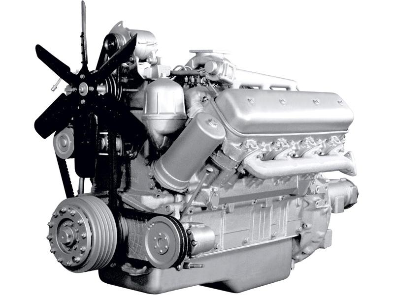 Двигатель ЯМЗ 238КМ2 на трактор ХТЗ-181