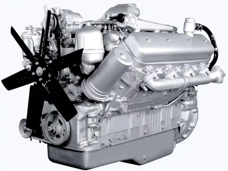 Двигатель ЯМЗ 238НД3 на трактора К-701, 702, 703