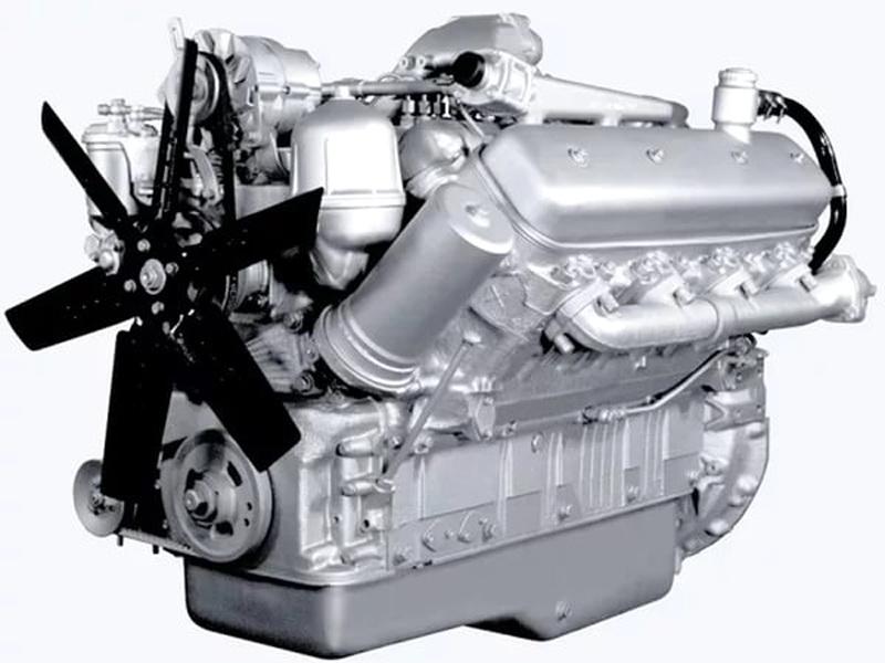 Двигатель ЯМЗ 238НД4 на трактора К-744, 743