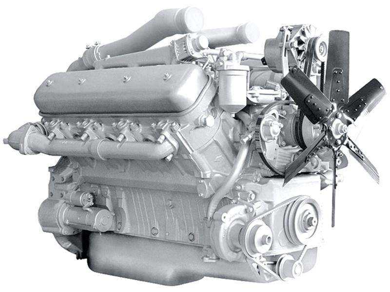 Двигатель ЯМЗ 238НД5 на трактор К-744