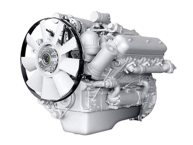 Двигатель ЯМЗ 7601.10 на МАЗ Евро-2 и УРАЛ Евро-2
