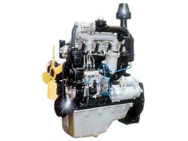 Двигатель Д-243-1053 на ЗИЛ 130, 131 и ГАЗ-66