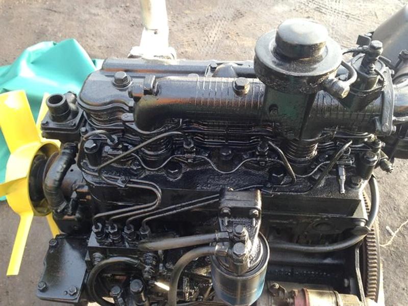 Двигатель Д-243-654 под стартер МТЗ 82.1