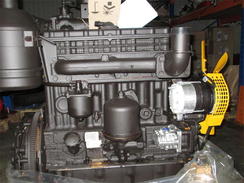Двигатель Д-243-91 на МТЗ-82