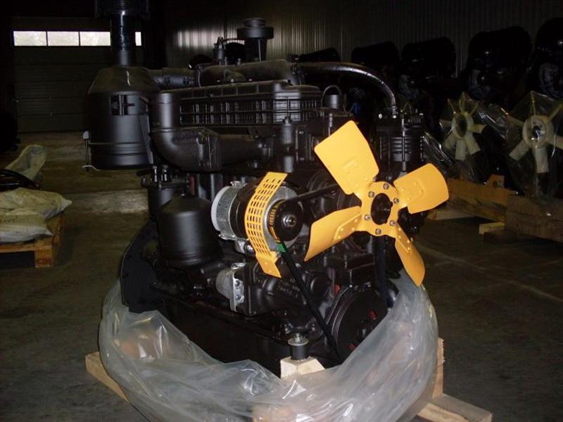 Двигатель Д243С-863/866 на экскаватор ЕК-12, 14 ТВЭКС