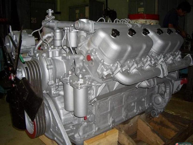 Двигатель ЯМЗ 240БМ2 на трактор К-701