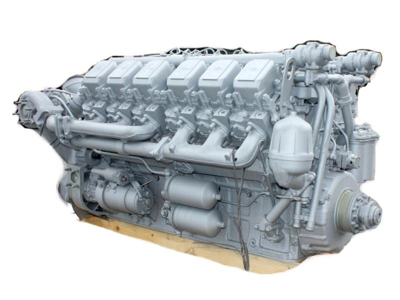 Двигатель ЯМЗ 240НМ2 на БелАЗ г/п от 42 т.