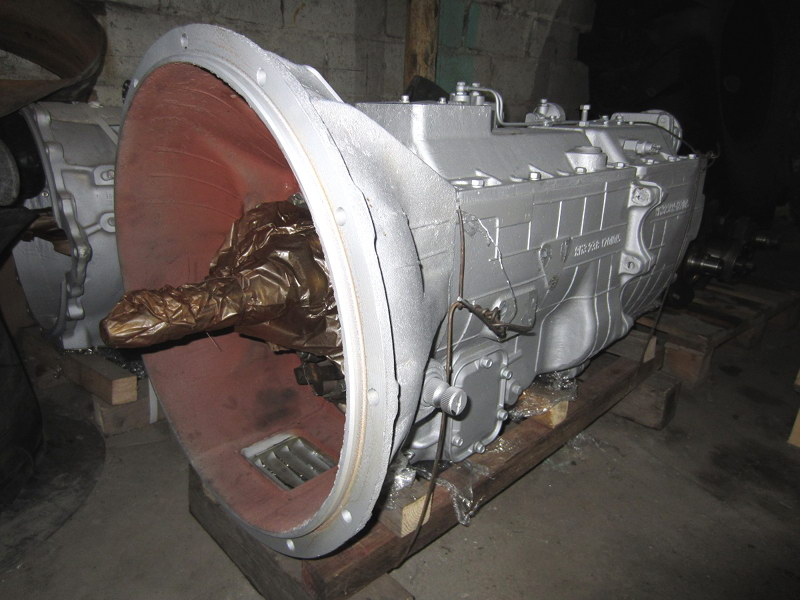 КПП ЯМЗ-238А