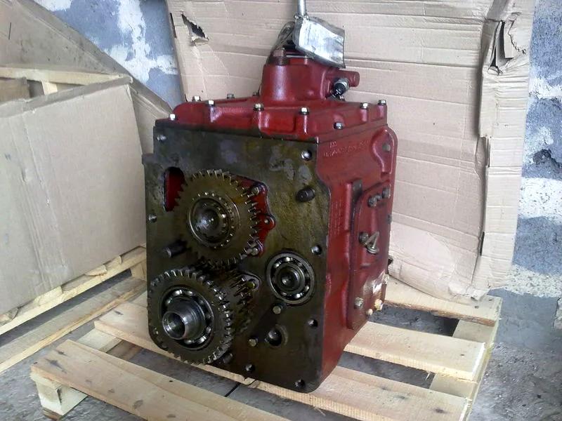 КПП МТЗ-80/82 с центральным приводом